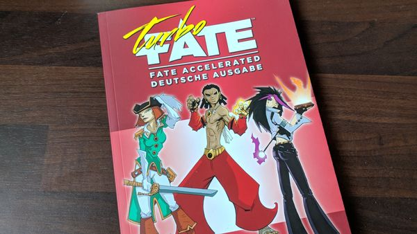 [RPG-Review] FATE Accelerated (and sort of FATE Core)
